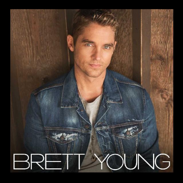 Brett Young Self Titled CD