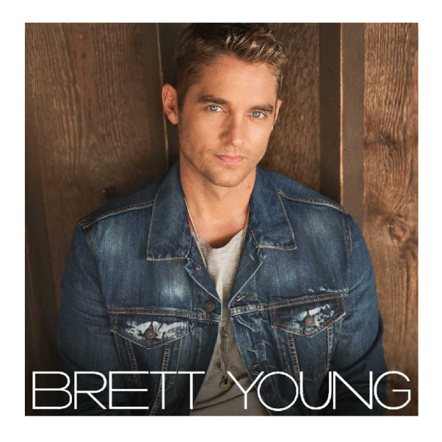 Brett Young Self Titled CD
