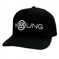 Brett Young Black Ballcap