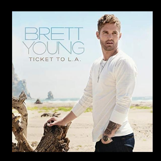 Brett Young Vinyl- Ticket To L.A.